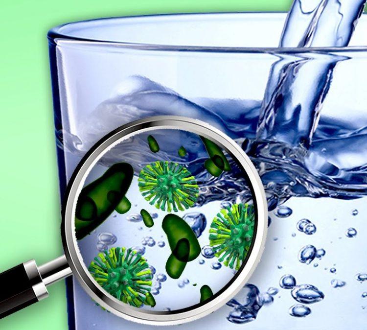 Bakteri ve mikroplar suda dezenfekte etmek